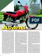 Bajaj Avanti90 Ed44