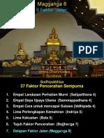 Magga 8 Dari Bodhipakkhiya Dhamma 37