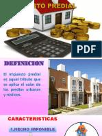 impuesto predial