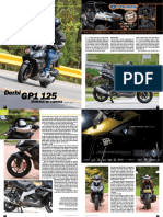 Derbi GP1 125 Ed87