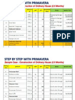 Training Primavera 6 by Fery Safaria