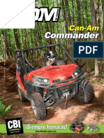 Can Am Commander Ed.97