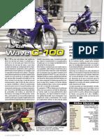 Honda Wave Ed67