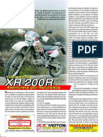 Honda XR200 Ed21
