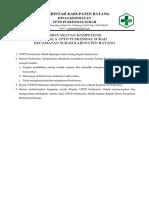EP.2. Persyaratan Kompetensi Kepala Puskesmas