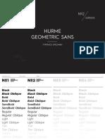 HurmeGeometricSans_No1&2_Specimen.pdf