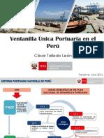 18 Ventanilla Unica Portuaria Maritima Del Peru