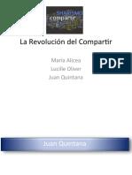 La Revolucion Del Compartir