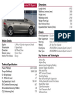 Jaguar XF Sportbrake R-Sport 2.0L Diesel - Scheda Tecnica