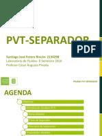 2016B_B4 - PVT Separador