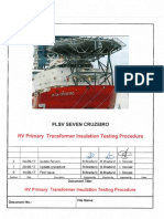 HV Prim Transformer Insulation Testing Procedure rev2 .pdf
