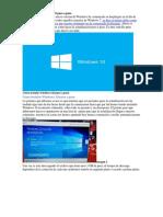 Cómo Instalar Windows 10 Paso a Paso