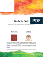 Gods for Sale
