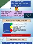 Smk Bandar Putra Audit Akademik Ar3 Spm 2017(Edit) (1)