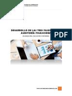 Desarrollo de Las Tres Fases de Una Auditoría Financiera