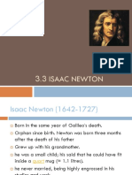Ch3 Newton