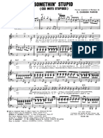 SOMETHING STUPID-FRANK  NANCY SINATRA - PIANO.pdf