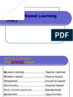 Problem Based Learning (PBL) Revisi 2009