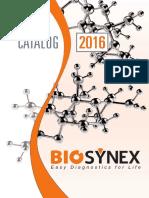 Catalogue Biosynex 2016 Vus a4