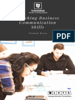 Business Booklet
