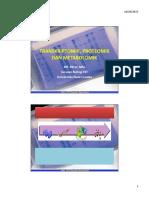 Transkriptomik, Proteomik Dan Metabolomik