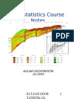 Geostatics
