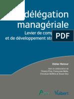 La Delegation Manageriale