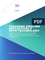 Teaching English Reflectively with Technology