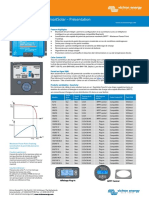 Datasheet SmartSolar Charge Controller Overview FR