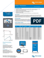 Datasheet Blue Solar Charge Controller Overview FR