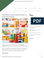 Mobiliario Básico Para Montar Tu Estancia Infantil - Guardería Tips GMX