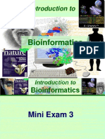 Introduction to Bioinformatics-4
