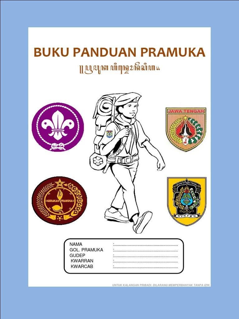 Buku Panduan Pramuka Lengkap Pdf