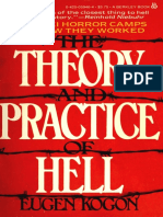 The Theory and Practice of Hell - Eugen Kogon