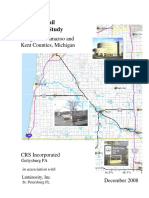 SW Michigan Regional Jail Feasibility Study Dec 2008 Updtd 1 31