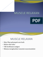 Muscle Relaxan