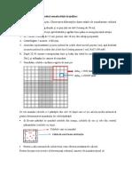 LP Pentru Studiul Osmolarității Drojdiilor