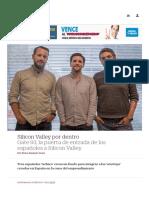 Gate 93, La Puerta de Entrada de Los Españoles a Silicon Valley _ Talento _ EL PAÍS Retina