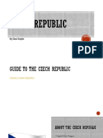 czech republic presentation  1