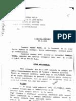 Rechizitoriu Ponta Pandelea Marcel