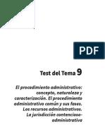 Test Tema 9 Auxiliar Estado