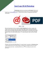 Microsoft Word - Belajar Membuat Logo 3D Di Photoshop