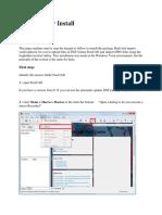 FreeCAD Dxf Importer Install