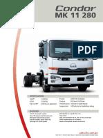 UD Trucks Condor MK 11 280