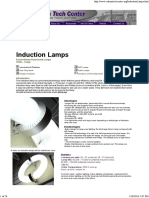 Induction Lamps