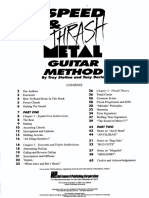 Hal Leonard Corporation Speed and Thrash Metal Guitar Method Cassette Pkg.pdf