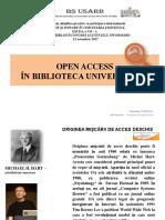 Topalo, Valentina. Open Access în biblioteca universitară / V. Topalo // Tradiţie şi inovare în cercetarea ştiinţifică