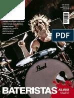 Revista Bateristas Al Sur #58