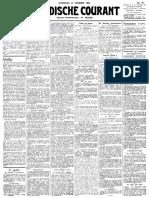De Indische Courant 12 December 1934 (Rokok Kawoeng)