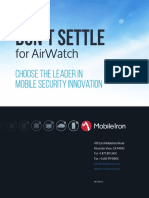 Copy of Don'T-Settle-For-AirWatch WP en US v1.5